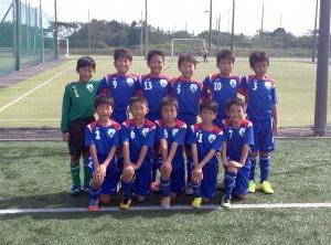 2014 NIKE ANTLERS CUP U-11